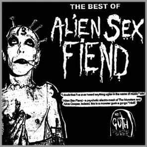 The Best Of Alien Sex Fiend CD album by Alien Sex Fiend